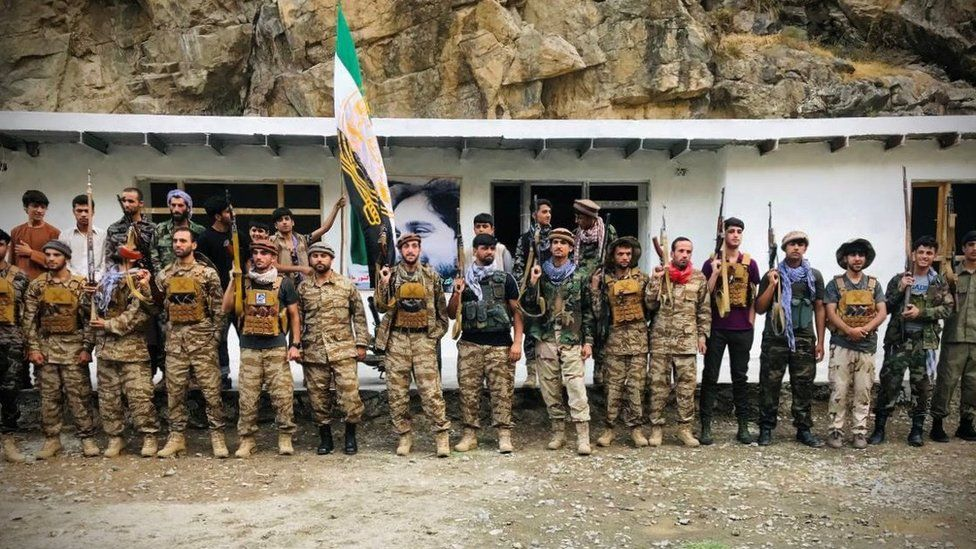 Panjshir Resistance Willing To Negotiate With The Taliban