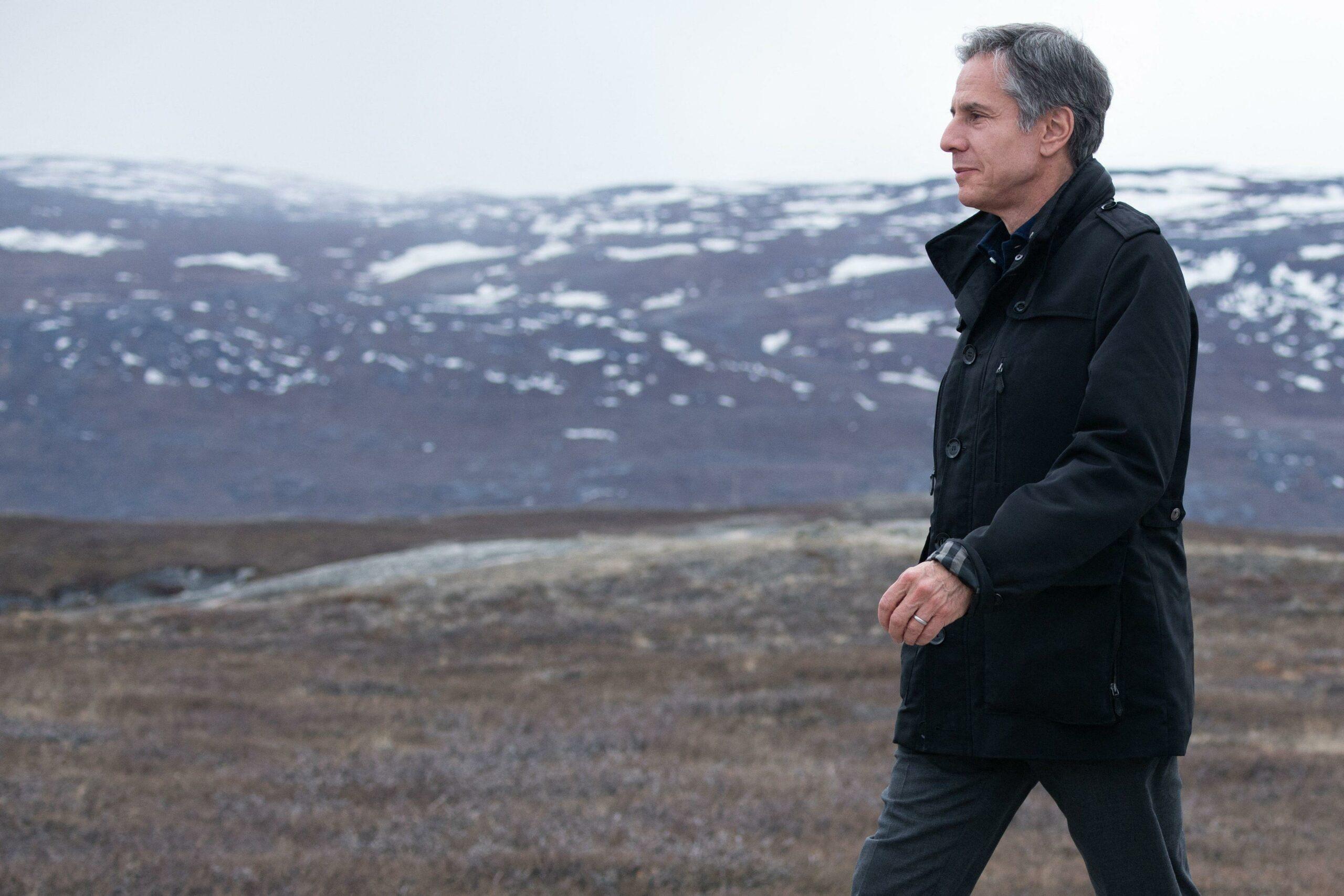 Blinken Says No to Greenland Real Estate
