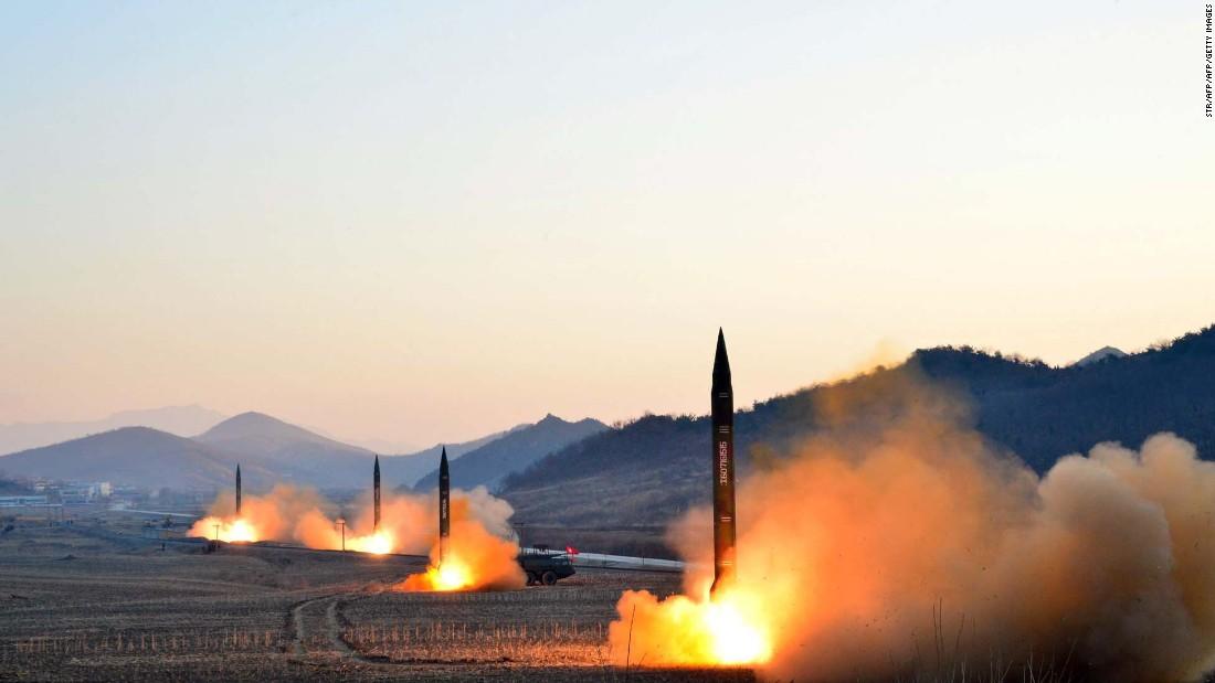 "North Korea Successfully Tested ""Strategic"" Long-Range Cruise Missiles"