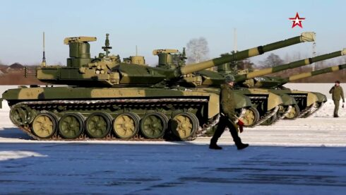 Survey Of the Russian Tank Troops In 2021
