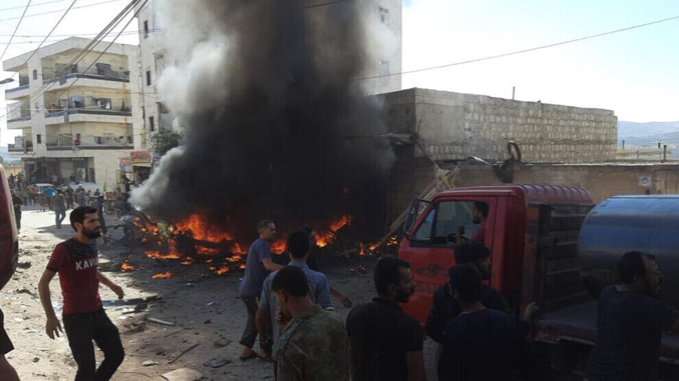 Deadly Explosion Rocked Syria's Afrin (Video)