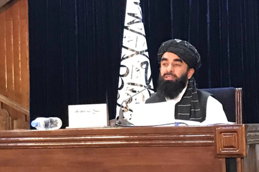 Afghan Acting Government Announced