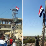Daraa Al-Balad Crisis Is Over, Syrian Army Pulls Out Heavy Weapons  (Photos)