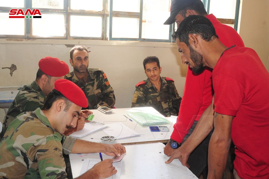 Syrian War: News #22 - Page 36 242270635_6157545607652372_1602946220759547942_n