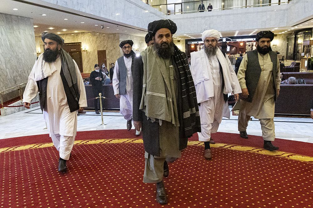 Taliban's Political Leader Mullah Baradar To Lead New Government In Afghanistan - Report