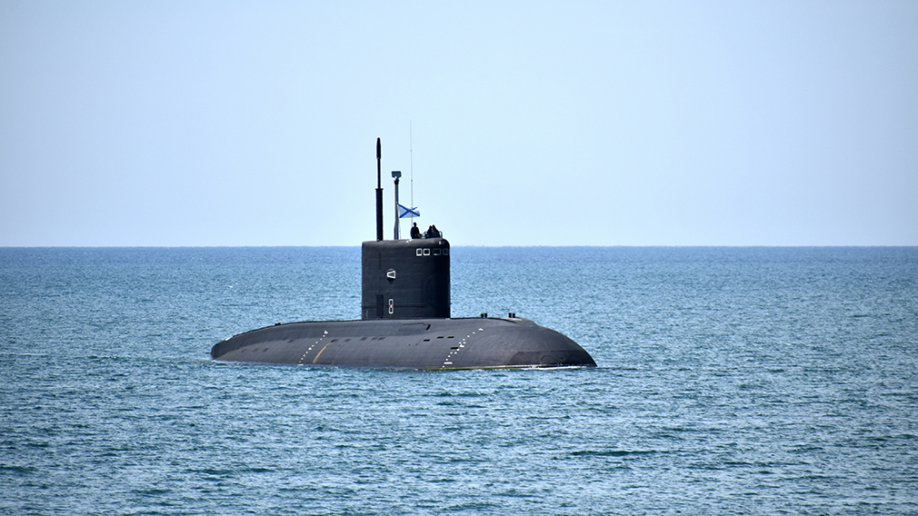 """Number Of Russian """"Black Hole"""" Submarines Deployed In Mediterranean Sea Reached New Record"""