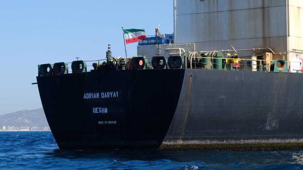 Iranian Tanker With Fuel For Lebanon In Syrian Territorial Waters