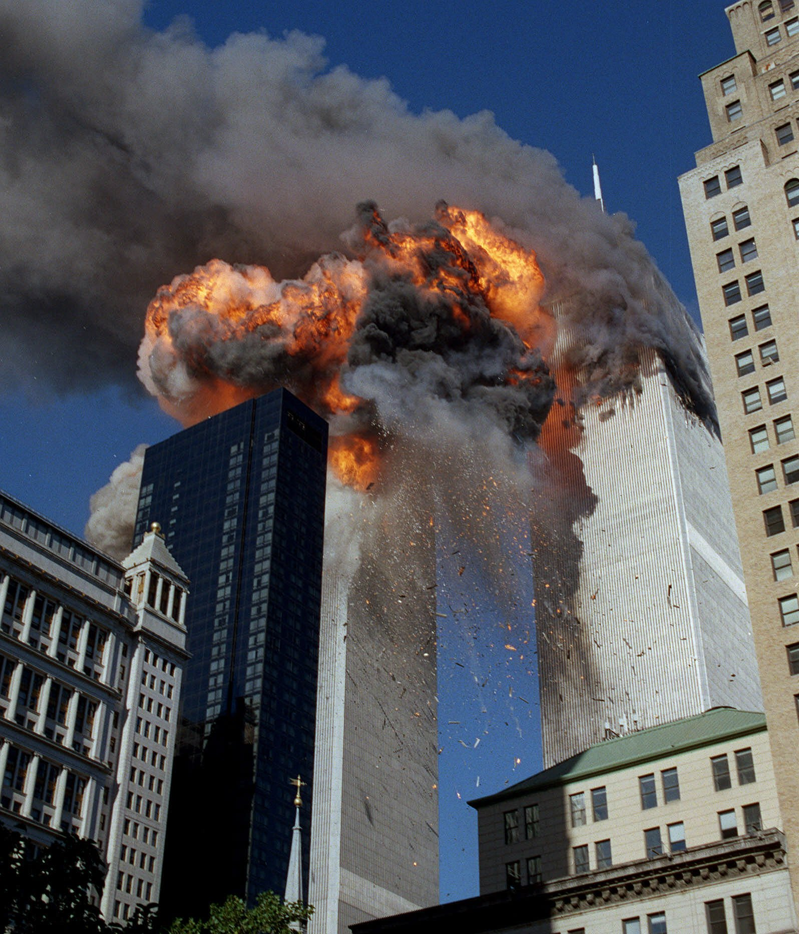 FBI Released First Declassified 9/11 Document, Without Proving Riyadh's Involvement In Attacks
