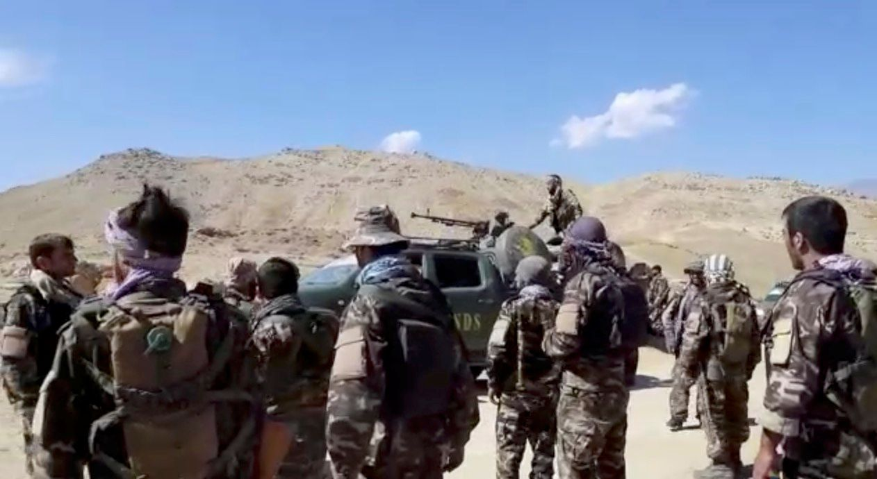 Resistance Rejects Taliban Victory, Says Fighting Isn't Over