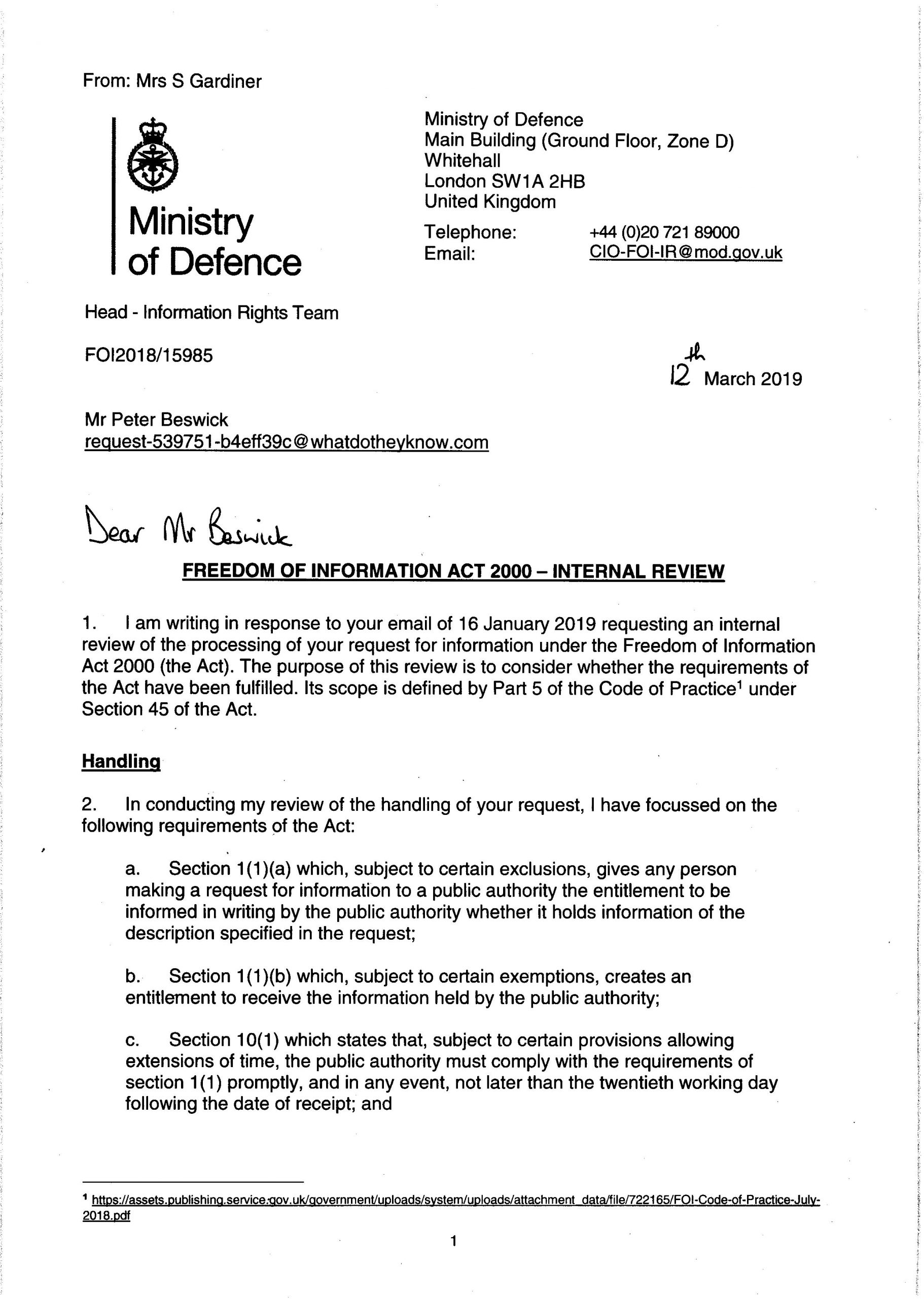 UK Defence Ministry Document Reveals Skripals Blood Samples Could Have Been Manipulated