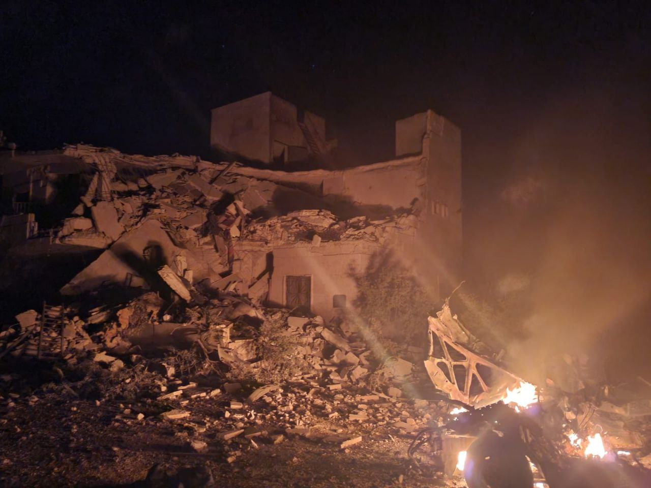 Casualties Reported In Rare Shelling Of Syria's Idlib City (Photos)