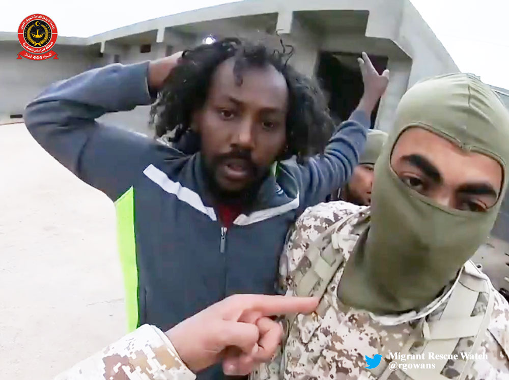 Notorious Human Smuggler From Somali Arrested In Libya