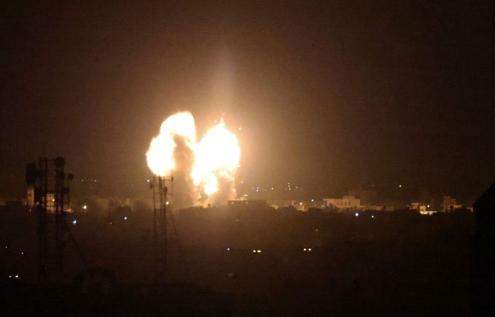 New Escalation In Gaza: Israeli Forces Respond To Rocket Attack For Third Night In Row (Videos)