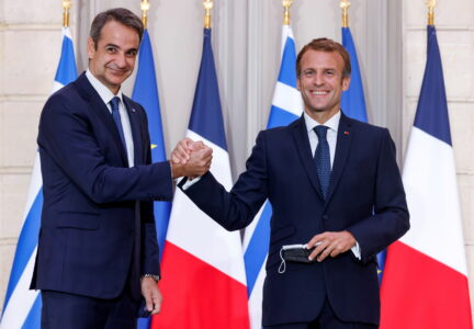 Greece And France Take First Step Towards European Independence Following AUKUS Debacle