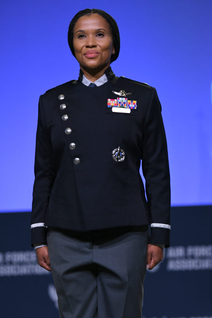 """U.S. Space Force Unveils """"Dress Uniform"""" This Time Rips Off Battlestar Galactica"""