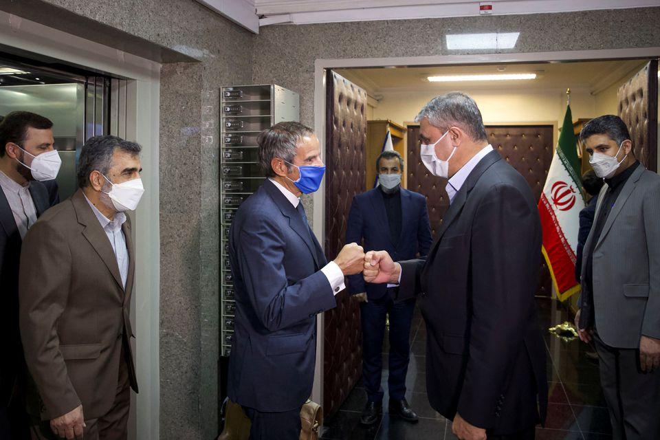 Iran and IAEA Reach An Agreement On Nuclear Equipment Monitoring