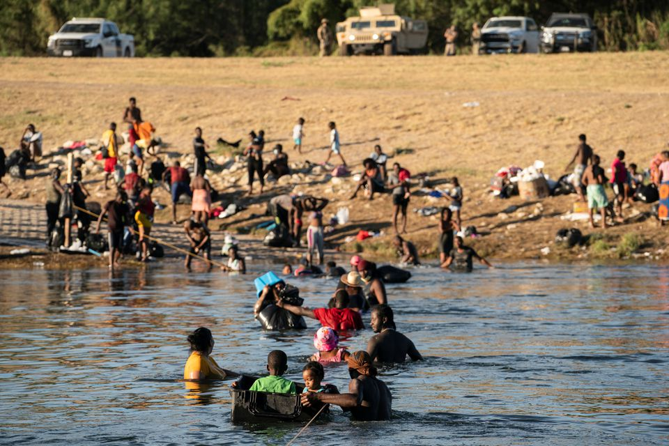 US Envoy For Haiti Resigns, As Biden Simply Propagates Trump's Migrant Policy