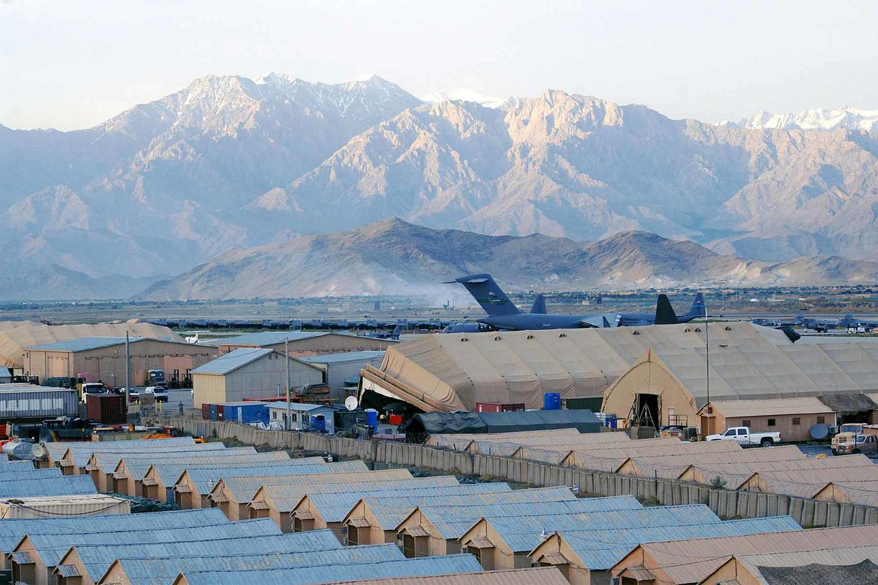 China Mulling Eventual Takeover Of Bagram Airbase In Afghanistan: Report