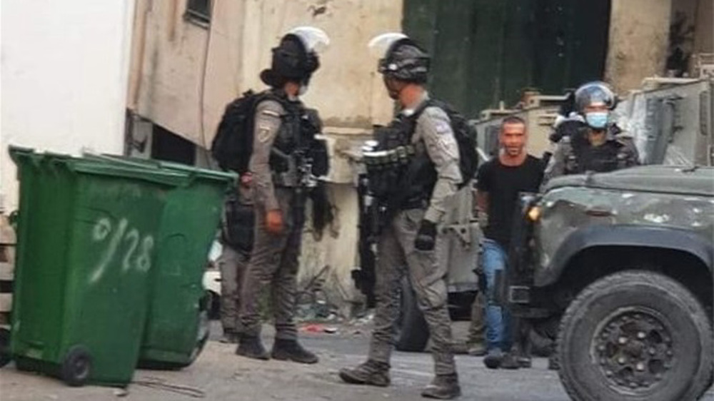 IDF Carry Out Raids Looking For 6 Escape Palestinians In Occupied West Bank