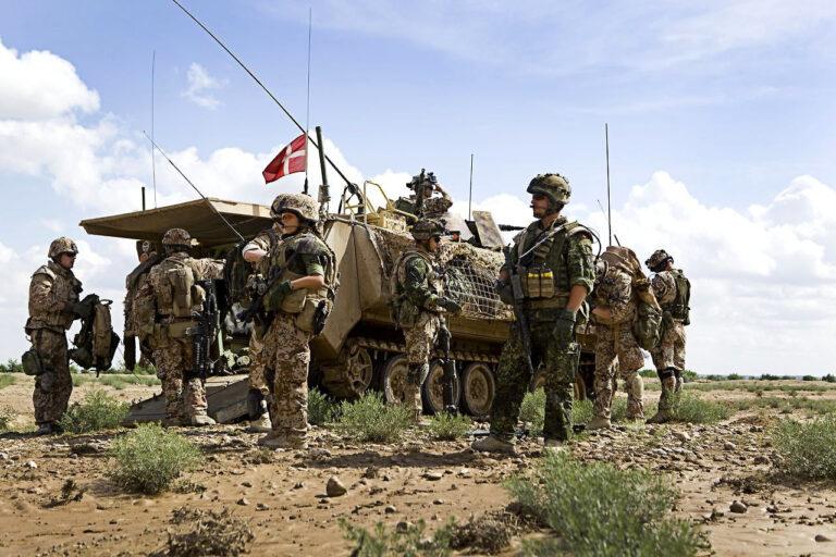 Afghanistan: NATO-Staat Dänemark lässt seine Verbündeten im Stich