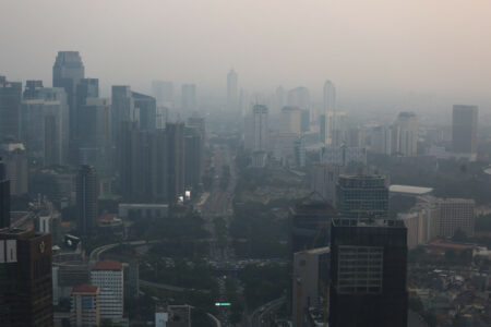 The Right to Clean Air in Jakarta