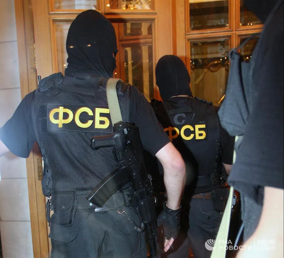 Russia's FSB Stops 20th Terrorist Attack In 2021 Alone