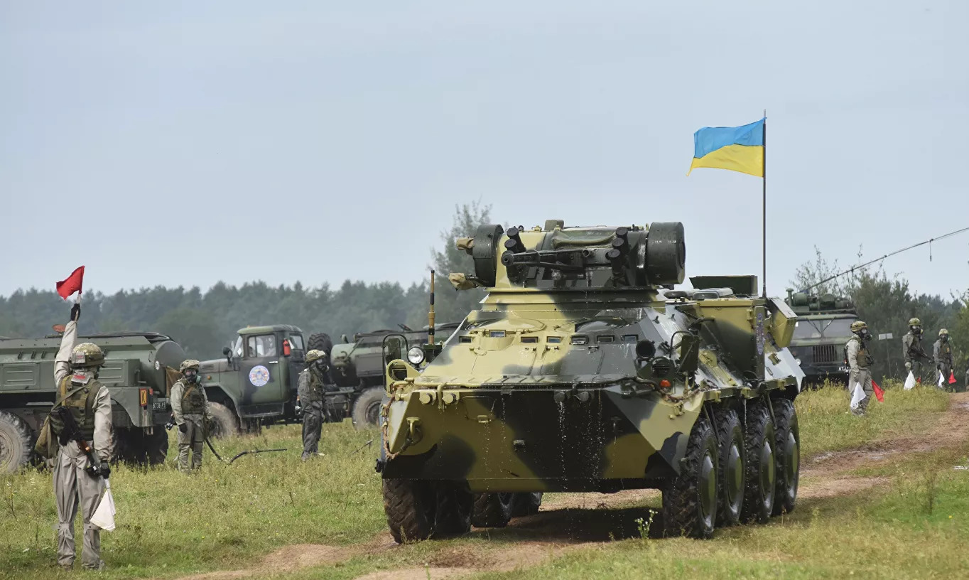 Russia Aware Of Kiev's Military Preparations, Hopes It Won't Turn To Hostilities