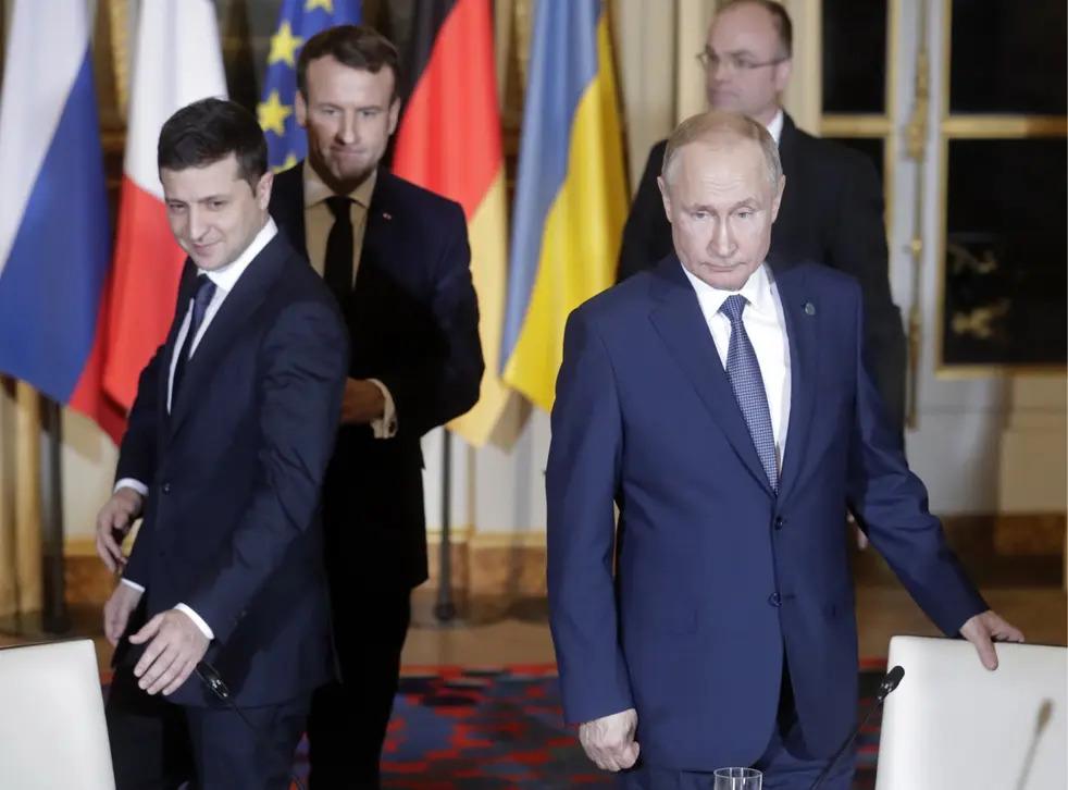 Ukraine Renews Empty Claims Over Putin-Zelensky Meeting