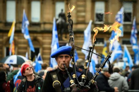 Scottish Independence Poses Problem For UK's Nuclear Weapons Facility