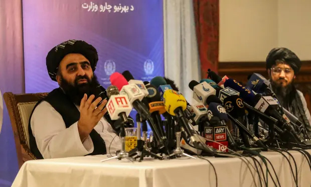 Taliban Asks To Speak At UN General Assembly Instead Of Former Government's Ambassador