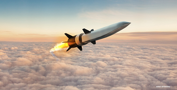 U.S. Gets Much Needed Win In Hypersonic Technology Testing
