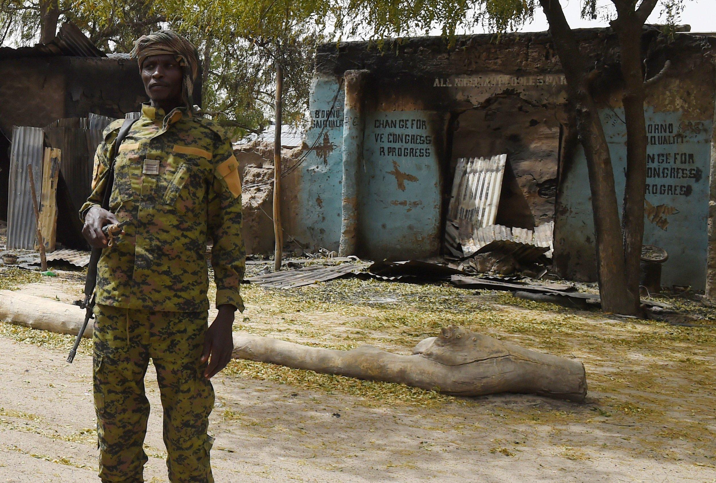 At Least 40 Killed In Jihadist Attacks On Villages In Nigeria
