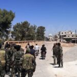 Syrian Army Enters Daraa Al-Balad, Launches Combing Operation (Photos)
