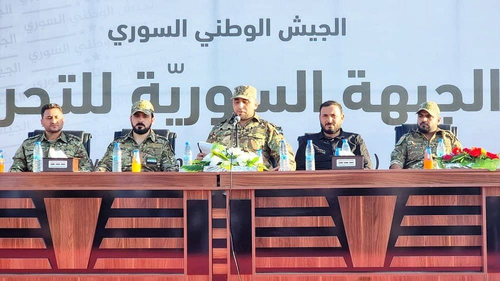Five Of Turkey's Largest Proxies In Syria Unify In New Coalition (Photos)