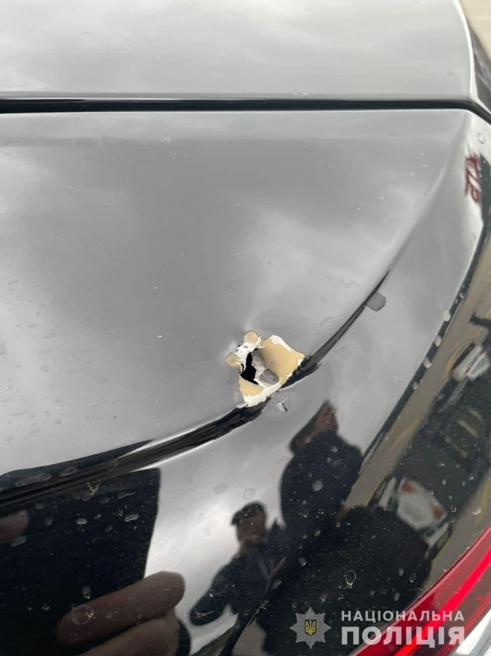 Unknown Gunmen Targeted The Car Of Ukrainian President Zelensky's Top Aide