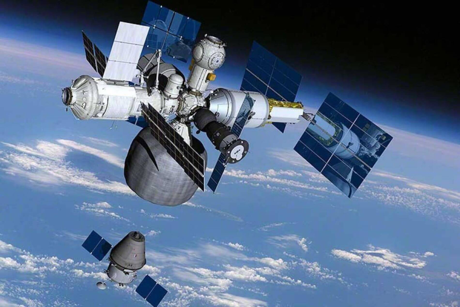 Russia's New Space Station To Be Autonomous, Begin Deployment In 5-6 Years