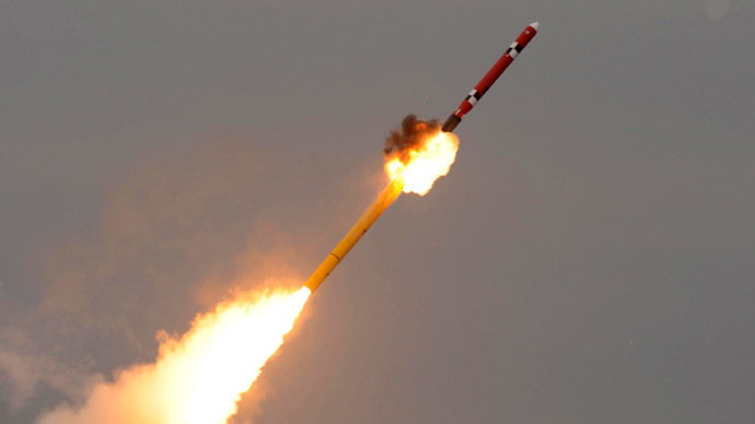North And South Korea Test Ballistic Missiles Just Hours Apart