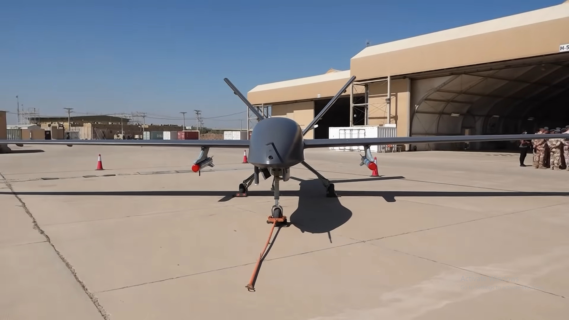 Iraqi Air Force To Reactive Chinese-Made Combat Drones, Use Them To Hunt Down ISIS Cells (Video)