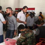 Syrian Army Enters Jasim, Launches Reconciliation Process In Northern Daraa (Photos)
