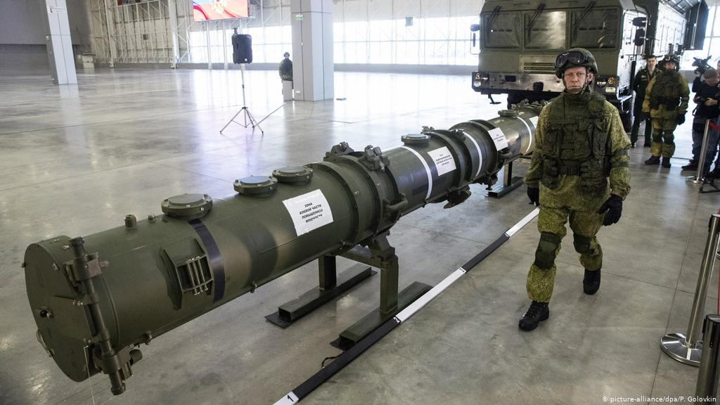 U.S. Wants Russia To Remove All Mediun And Short-Range Missiles From Europe Before It Does The Same
