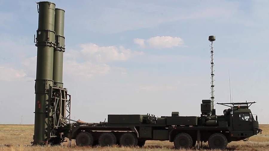 First Brigade Of S-500 Missile Defense System Began Protecting Moscow And Its Surroundings