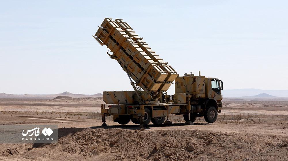 Iran Begins Large-Scale Air Defense Drills