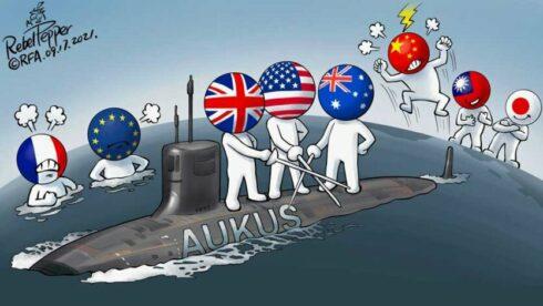 AUKUS Generates Discontent In New Zealand