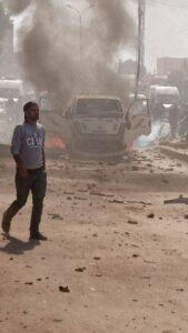 Deadly Explosion Rocked A Busy Market Square In Syria's Afrin (Videos, Photos)