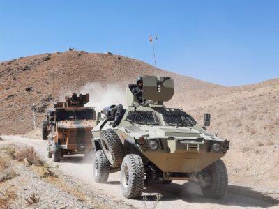 War Games In South Caucasus: Turkey Sent Heavy Military Equipment To Azerbaijan (Photos)