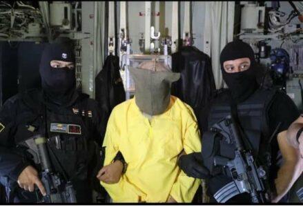 ISIS Deputy Leader Sami Jassim Al-Jabouri Captured By Iraqi Intelligence Forces