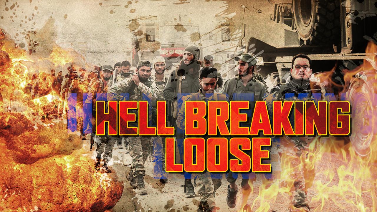 Bricht im Norden Syriens die Hölle los?