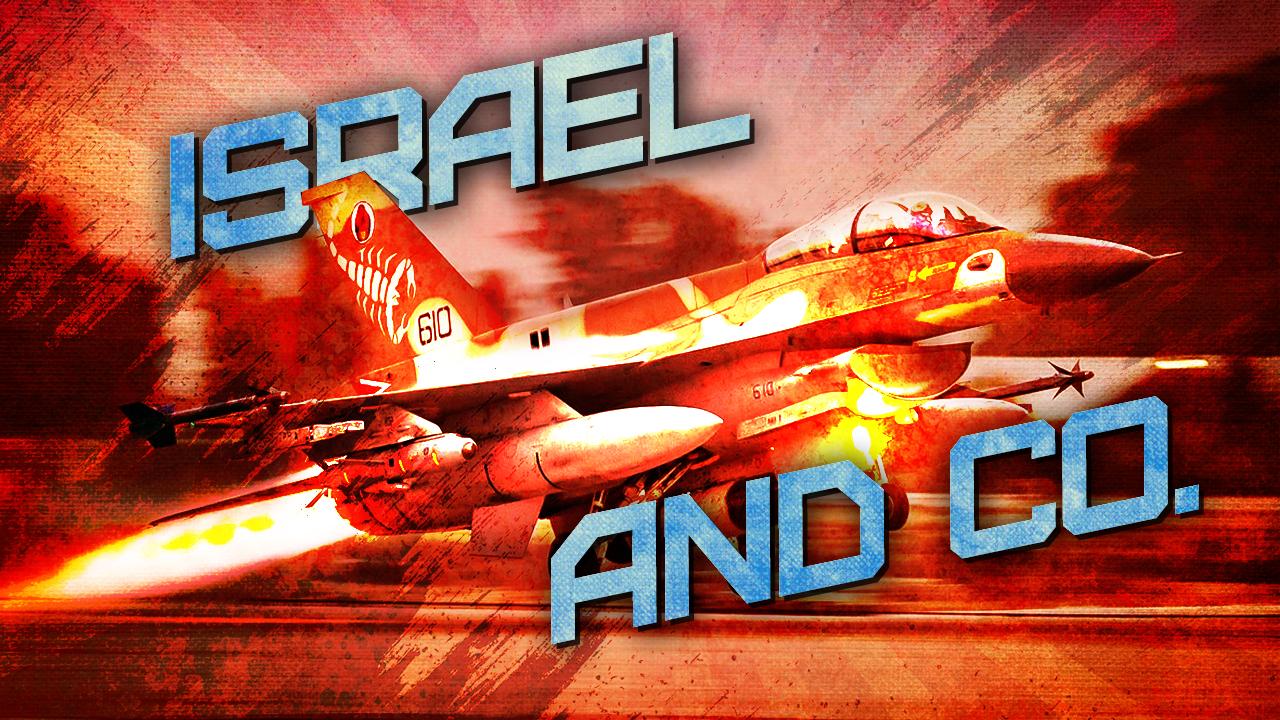 Israel und Co beginnen, sich im Nahen Osten schnell auszubreiten