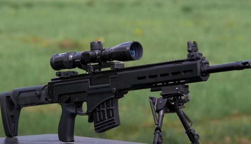 Kalashnikov Finalizes Testing Of Chukavin Sniper Rifle, Dragunov's Replacement