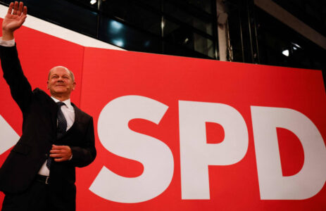 German Parties After The Elections: SPD